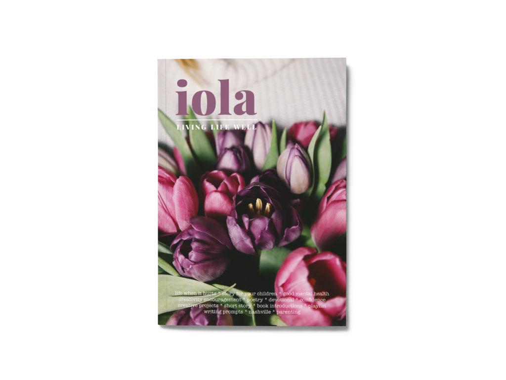 Iola Magazine tulip