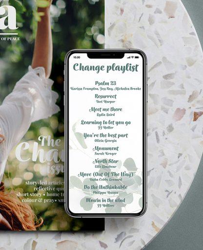 iola change playlist