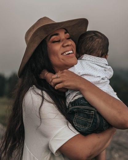 morphing into motherhood