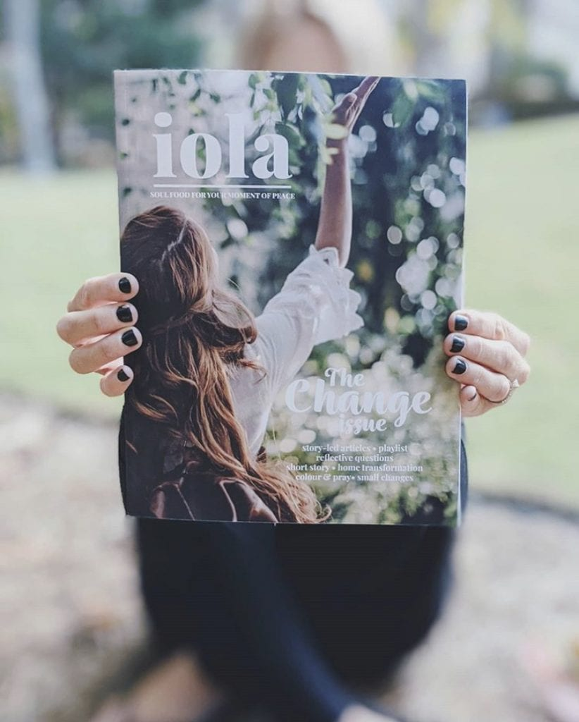 iola the change issue