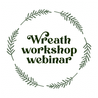 Wreath workshop Black Friday deal