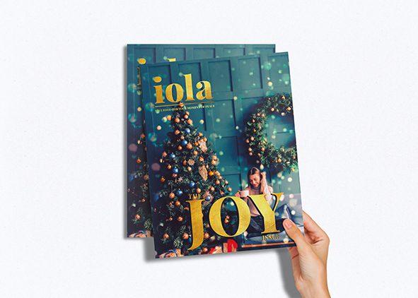 iola bookazine the joy issue